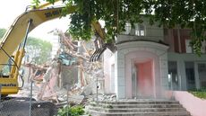 Tear-Down Tactics: What Happens When a Mansion Is Demolished?