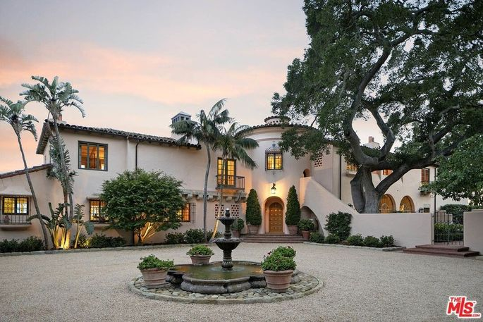 Katy Perry and Orlando Bloom's Montecito estate