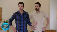 The Property Brothers Reveal One Design Move They'd Never Do in Their Own Homes