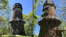 Can a New Owner Breeze In and Add New Blades to This Ohio Windmill?