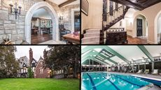 Tudor Lovers, Listen Up, This Restored Mansion in Ohio Is a 'Masterpiece'