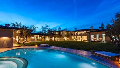 Holmby Hills Megamansion With Medical Room Is This Week's Most Expensive New Listing