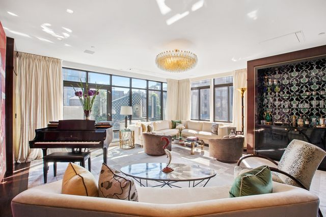 Mr. Kahn bought the property for about $5.4 million in 2012. He and his wife, actress and writer Jillian Crane, spent about $4 million to undergo a 2½-year renovation on the property.