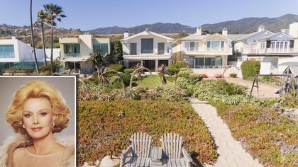 Barbara Sinatra's Estate Is Renting Out Her Malibu Home for $110K a Month