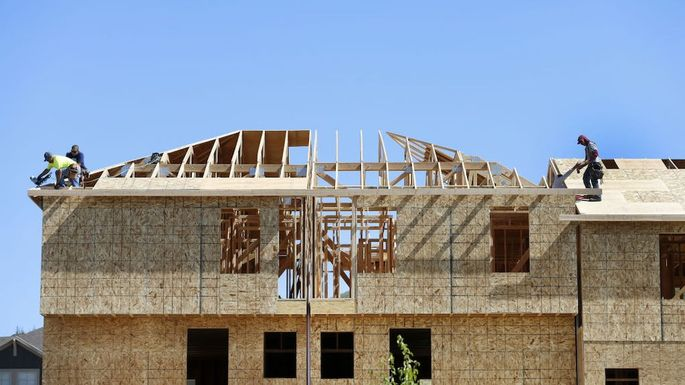 New Residential Properties As Home Construction Starts Jumped in June