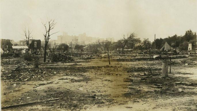 Greenwood after the massacre