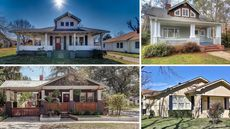 Charm on a Budget: 7 Craftsman Homes Under $200K