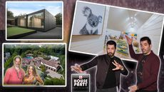 'House Party' Podcast: A Tale of Two Homes Designed by the Property Brothers; Plus, Has COVID-19 Ruined the Open Floor Plan?