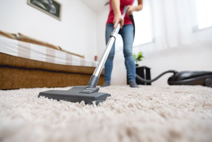 Now's the time to give your carpet a deep clean.
