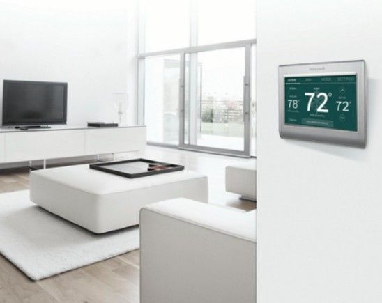 Smart thermostats are programmable, saving you money on energy bills.