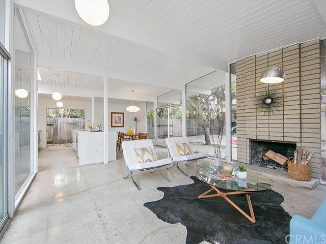 6 reasons you should check out this socal eichler for Eichler flooring