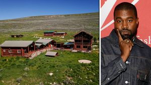 Why'd Kanye West Buy Another Wyoming Ranch? Here's One Smart Guess