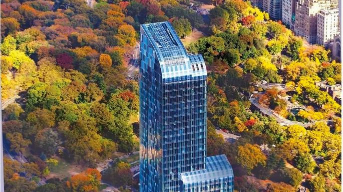 One57 sits on what's known as Billionaires' Row.