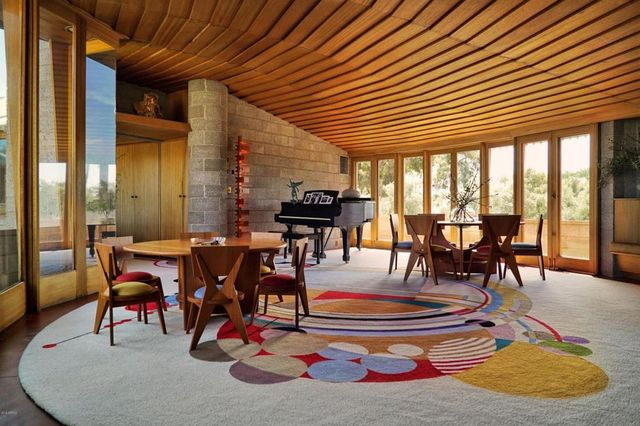 frank lloyd wright spiral house