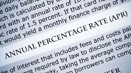What Is an APR? Annual Percentage Rate, Explained