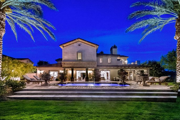 Sylvester Stallone's home blows our expectations out of the water.