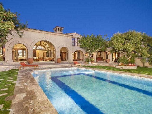 Pool AZ most expensive listing