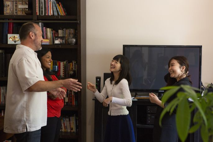 Marie Kondo intends to bring joy into the home of Aaron and Shenita Mattison by helping them tidy up.