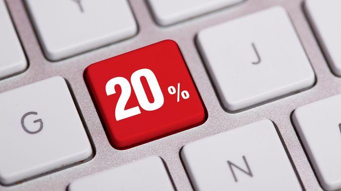 20-percent