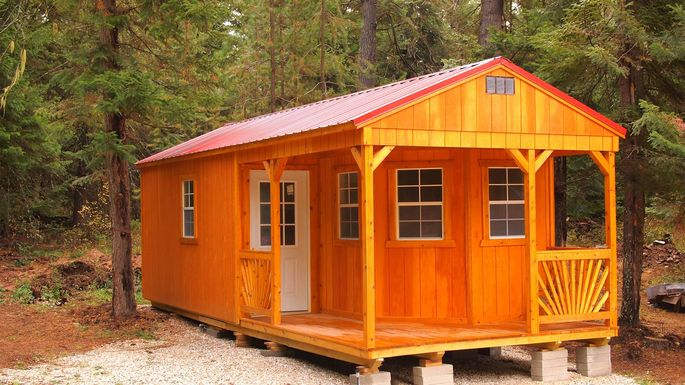 Awesome Tiny House Cabin Design Ideas