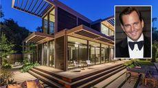 Will Arnett Lists His Modern Marvel in Beverly Hills for $11M