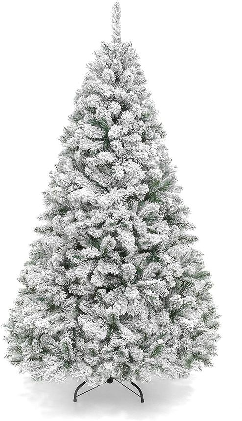 Dreaming of a white Christmas tree?
