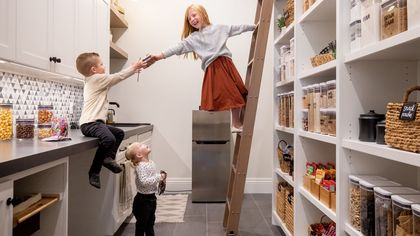 The Walk-In Kitchen Pantry Is the New Designer Shoe Closet
