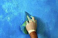 Painting Interiors Using the Ragging Technique