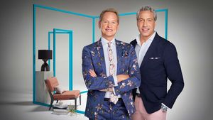 Carson Kressley and Thom Filicia Are Back! From 'Queer Eye' to 'Get a Room'