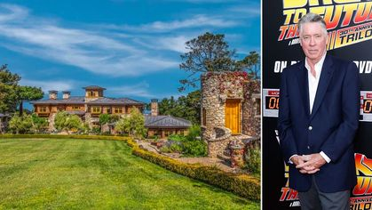 Composer Alan Silvestri's Melodious Carmel Mansion Is Available for $17M