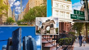 If You Can Buy Here, You Can Buy Anywhere: Where in NYC Prices Are Rising and Falling Most