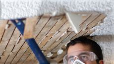 How to Remove Popcorn Ceiling (Because Isn't It About Time?)