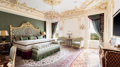 Opulent $45M Apartment in NYC's Famed Plaza Hotel Is Most Expensive New Listing