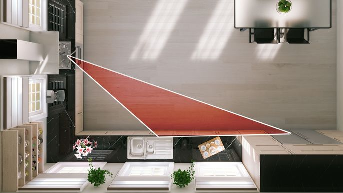 What Is A Kitchen Work Triangle And Why Does It Matter Realtor Com