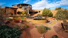 Built Into the Red Rock, This Moab Masterpiece Is a Must-See