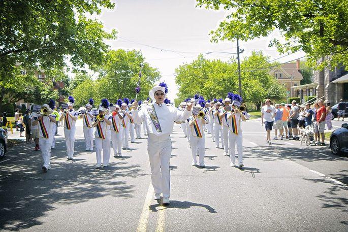 Asbury Park's Pride parade