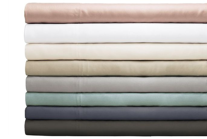 These bamboo sheets come in lots of different colors.