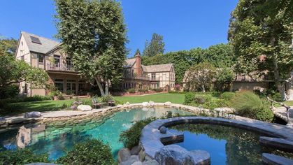 The Other Warner Brother's Mansion in Beverly Hills Is Listed for $32.5M