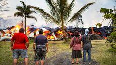 Hawaii Homes in Lava's Path Were Built Decades Ago Despite Geologic Threat