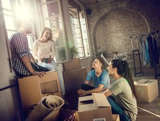 How to Find a Roommate When Friends Can't Split the Rent