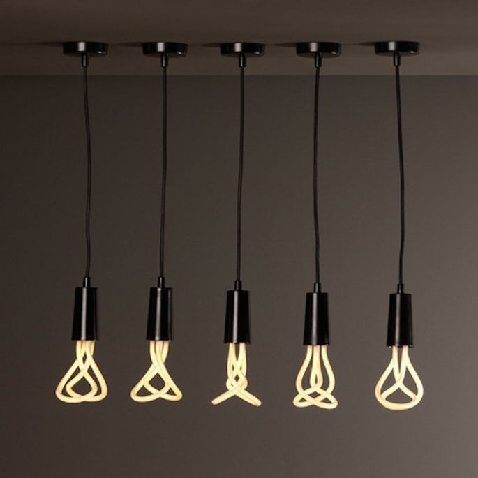 The bulb that demands your attention