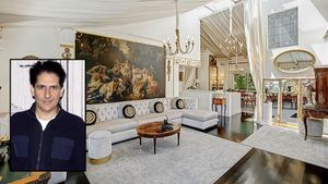 'Sopranos' Star Michael Imperioli Lists Santa Barbara Home for $2M