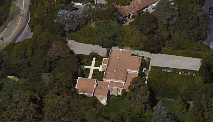 One of Oprah Winfrey's many homes is in Santa Barbara.