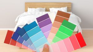 8 of the Year's Dreamiest Bedroom Paint Colors