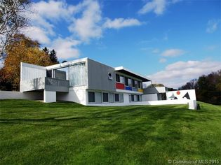 Designed by Marcel Breuer, the Stillman House Is Up for Sale in CT