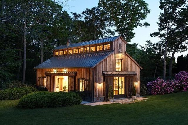 Tom Brady's Barn