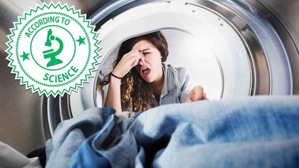 Why Does My Laundry Still Smell Bad After I Wash It? The Gross Answers, Revealed
