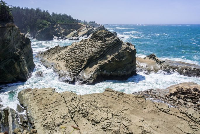 Shore Acres State Park, Coos Bay, OR