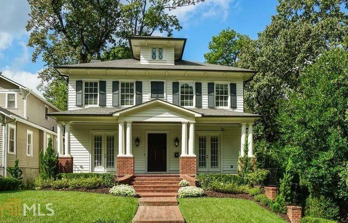 Kyle Korver's former home in Atlanta
