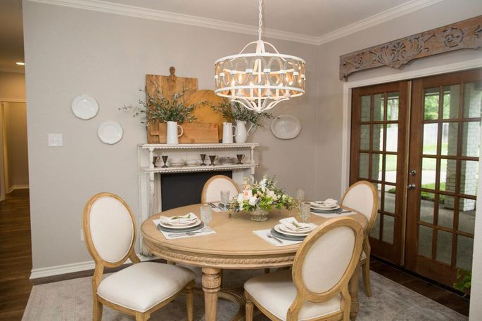 By Removing The Wet Bar Theres Enough Room To Expand Cramped Breakfast Nook Into